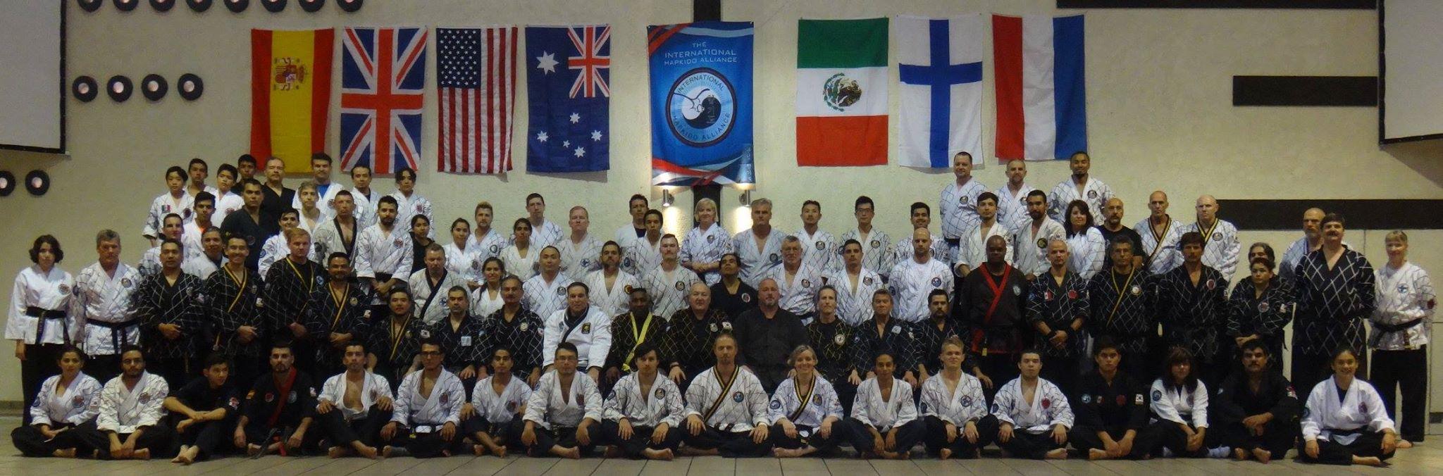 Black Belts Weekend of Masters