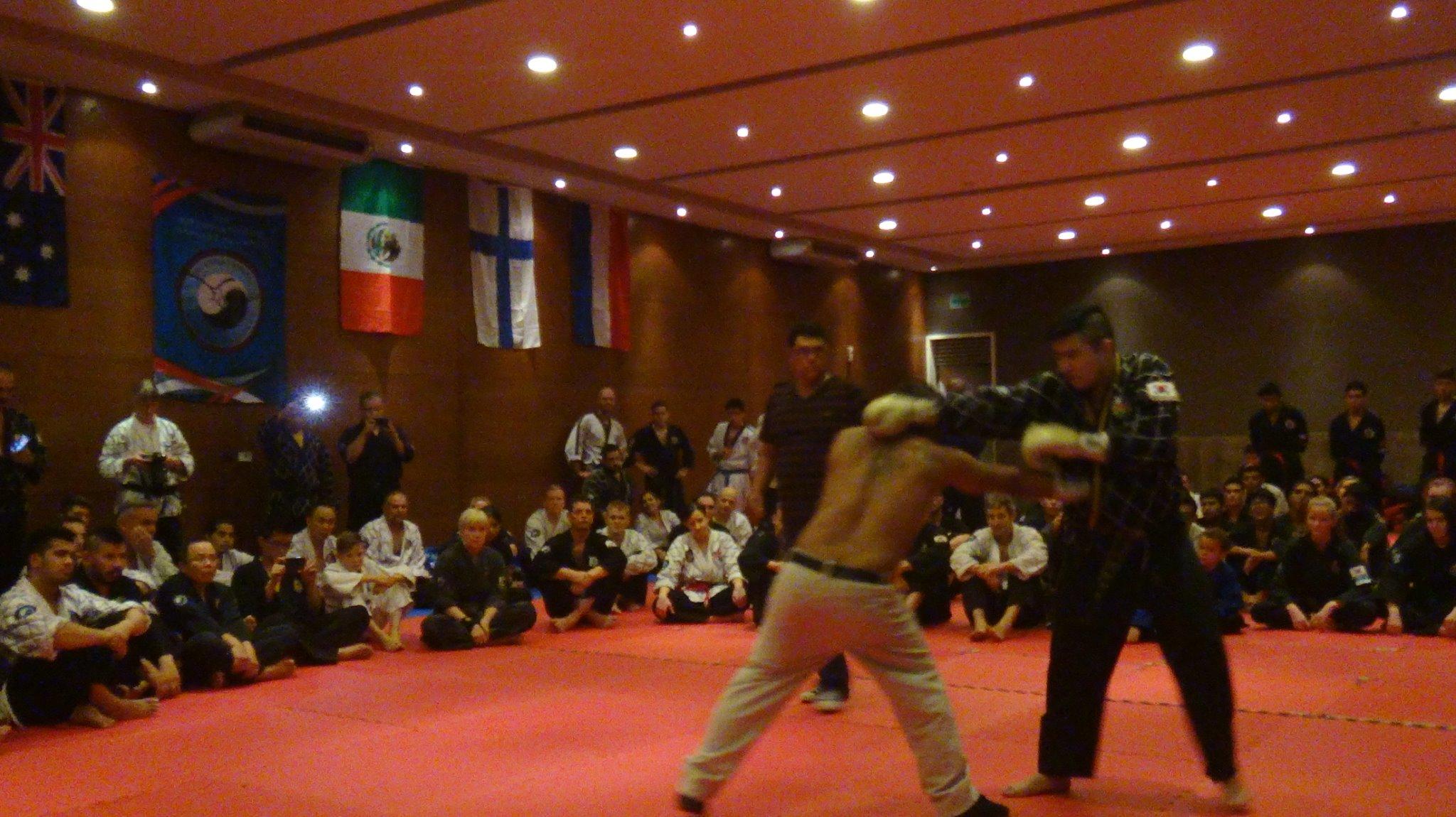 MJ Boxing