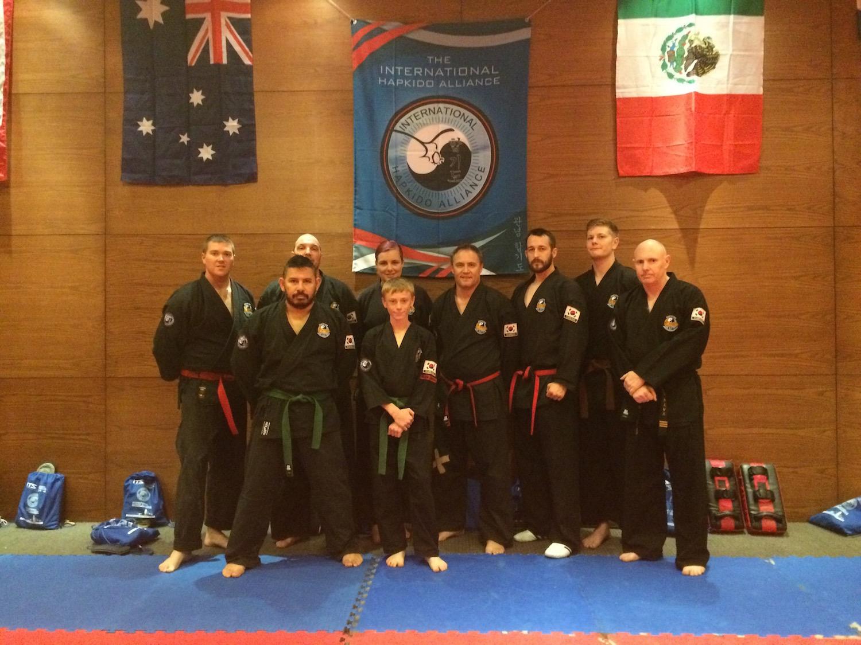 QLD Team ITS 6