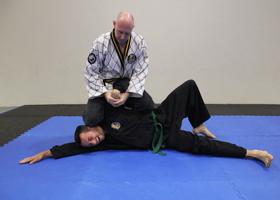 Senior Belt Training